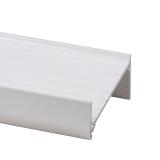 Set-up Schiene 145 cm | weiß oder silber