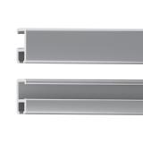 STAS Minirail - Bilderschiene - 200 cm